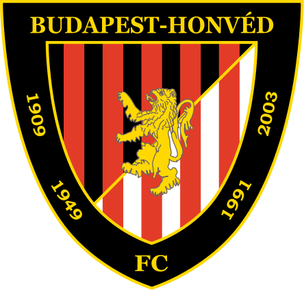 Datei:Wappen Bayer04 FC Honved Budapest.png
